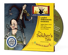 The Soldier's Tale CD