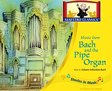 Music from Bach and the Pipe Organ MP3