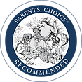parents choice award recommended
