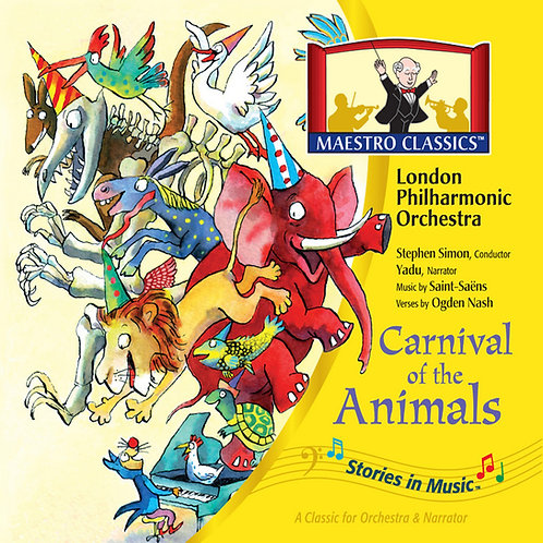 Gift Carnival of the Animals MP3