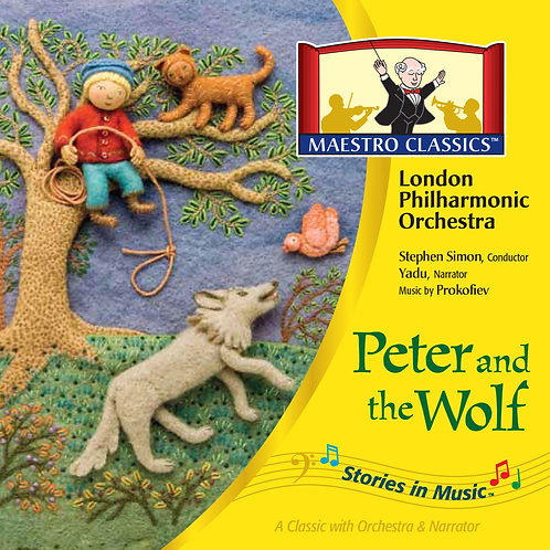 Gift Peter and the Wolf MP3