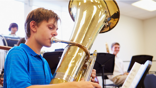 Why on Earth Would My Child Play the Tuba?
