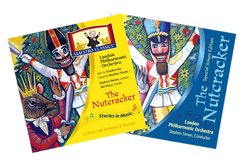 The Nutcracker CD Bundle