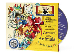 Carnival of the Animals CD