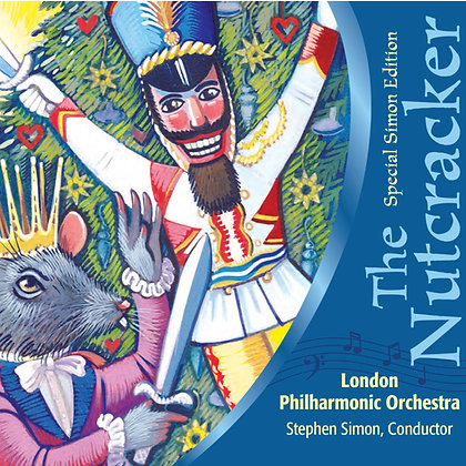 The Nutcracker Special Simon Edition CD (Music Only)
