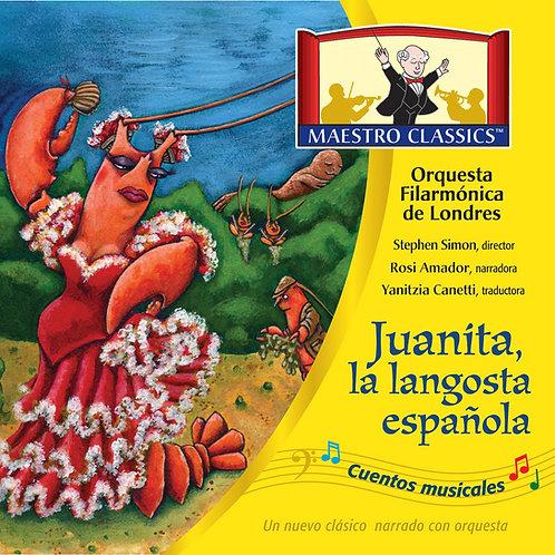 Juanita la langosta española MP3