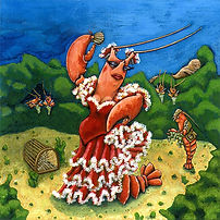 Juanita the Spanish Lobster Orchestral Score Rental