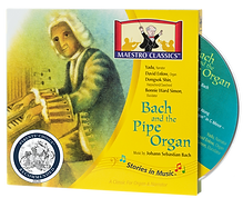 Bach & the Pipe Organ CD