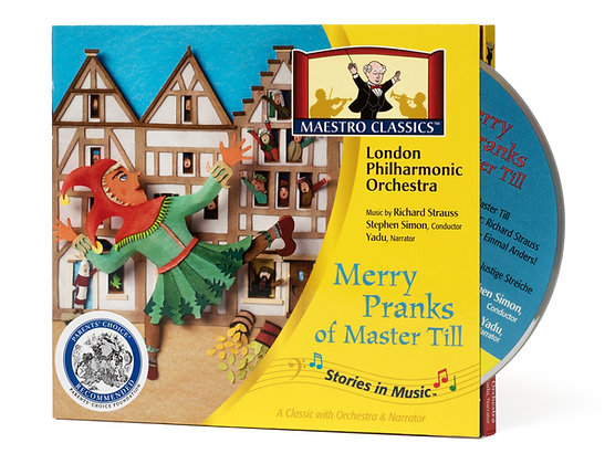 Merry Pranks of Master Till CD