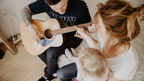 10 Ways to Bring Music Into Your Child's Life