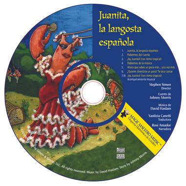 Juanita la langosta española