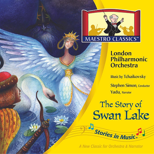 Gift The Story of Swan LakeMP3