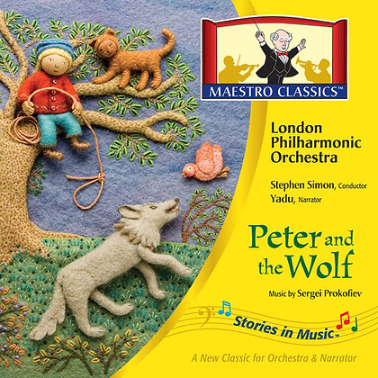 Peter and the Wolf MP3