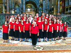 San Marco_after singing for mass_edit