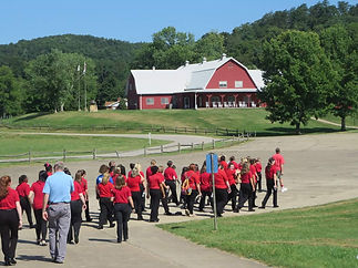 walking to the red barn at retreat.jpg