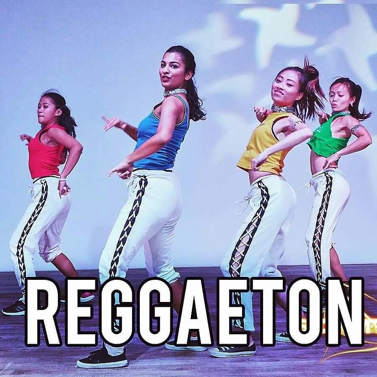 Reggaeton dance