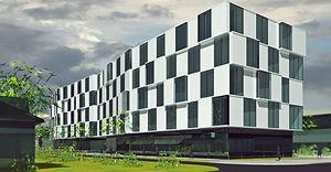projekt budynku biurowo-usługowego, SAB, studio architektoniczne, barszczewski, architekt szczecin, architekci szczecin, dobry architekt, biuro projektowe architektoniczne, szczecin, zachodniopomorskie, pracownia projektowa, projekt budowlany wykonawczy