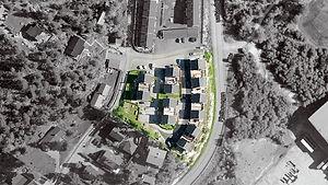 projekt budowlany wykonawczy osiedla mieszkaniowego, projekt budynków mieszkalnych wielorodzinnych, SAB, studio architektoniczne, architekt szczecin, architekci szczecin, dobry architekt, biuro projektowe architektoniczne, szczecin, zachodniopomorskie
