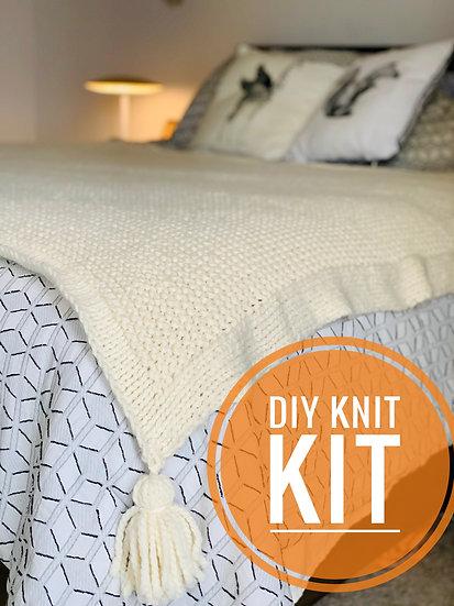 Rowan Blanket Knit DIY Kit