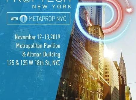 MIPIM PropTech NYC 2019