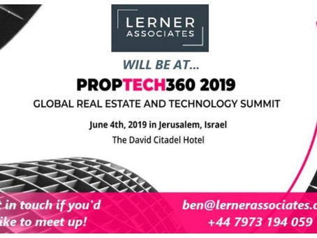 See us at PropTech360