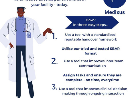 Can health facilities achieve handover effectiveness?