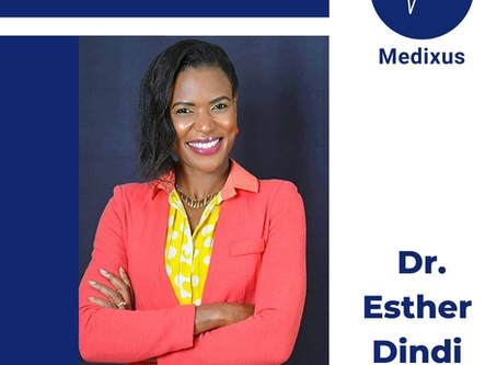 Upclose with Dr. Esther Dindi