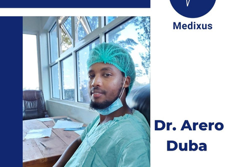 Upclose with Dr. Arero Duba