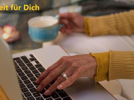 Stressbewältigung im Alltag für Frauen | Neuer 8-Wochen-Präventionskurs | Online | ab 08. Febr. 2021