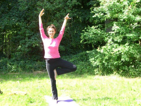 Event - Yoga, Tanz & Picknick unter freiem Himmel