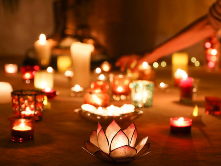 Lichtmeditation zur Wintersonnenwende | 21. Dez. 2020, 19.30 Uhr | Dein Geschenk | online + gratis