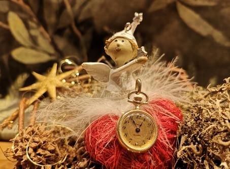 """""""Das Kostbarste, das Du einem anderen Menschen zu Weihnachten schenken kannst ist, ..."""