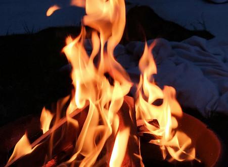 3. PODCAST                                          Lebe Dein Feuer der Begeisterung