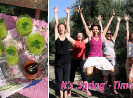 Yoga-Detox-Day, 22. März 2020