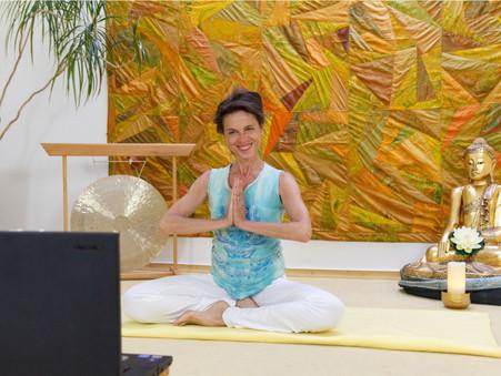 Yoga & Stressmanagement | Online-Kurse | Bezuschussung durch die gesetzl. Krankenkassen | ab 01/2021