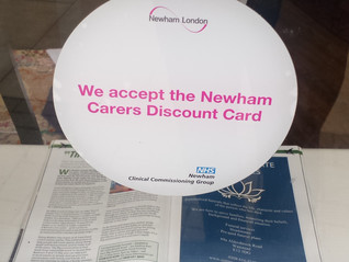 Newham Carers Discount Card