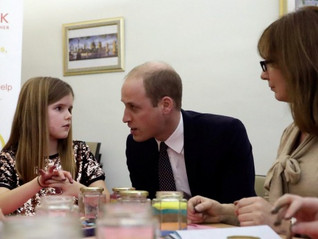 Prince William talks about the loss of his mother
