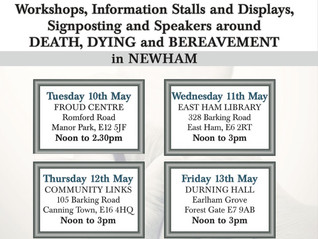 Dying Well in Newham