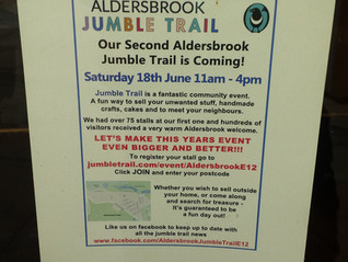 Aldersbrook Jumble Trail