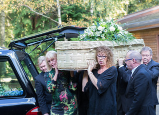 A Female-led Funeral