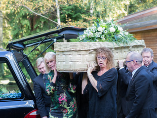 A Female-led Funeral