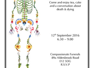 Death Cafe at Compassionate Funerals