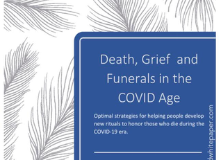 Death, Grief, and Funerals in the COVID Age