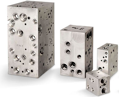Pintotecno - Hydraulics Components - Machining