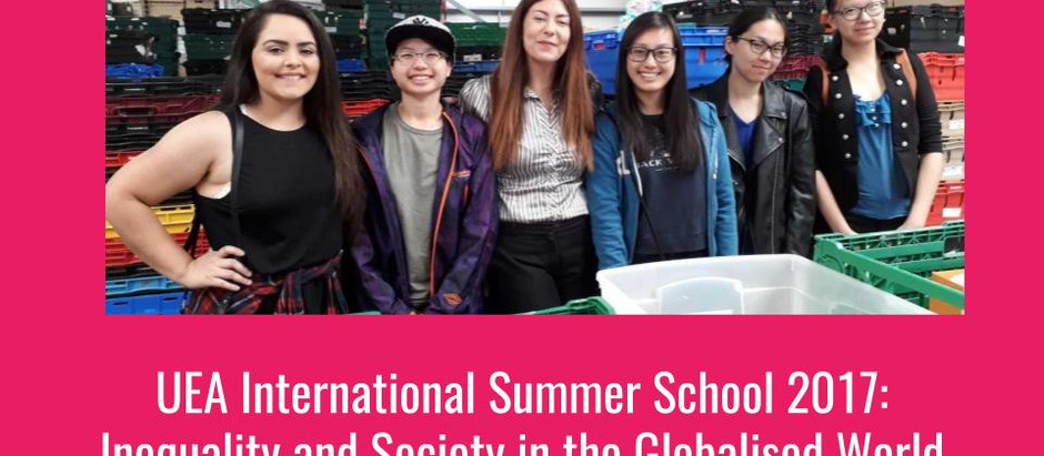 Postcards from the International Summer School 'Inequality and Society in the globalised world'