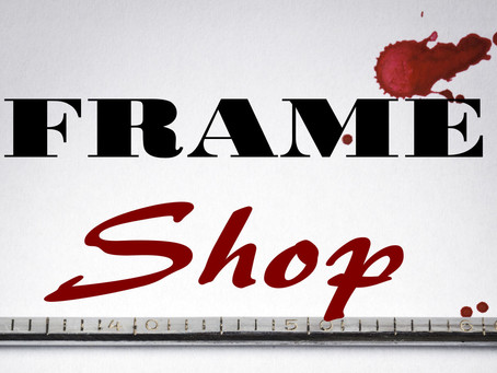 Frame Shop a Semi-Finalist in Soon to Be Famous Illinois Author Project; Finalists to be Announced S