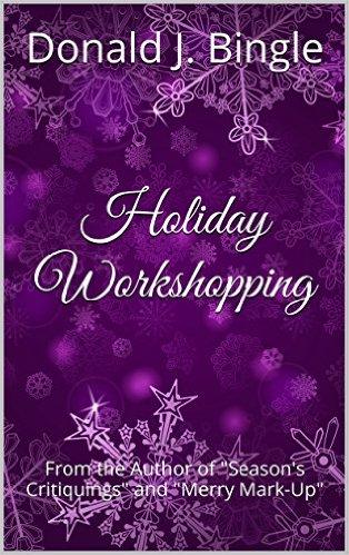 Holiday Workshopping