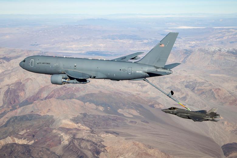 Boeing's KC-46 Pegasus