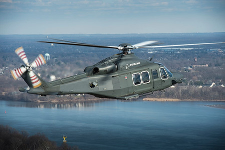 Boeing MH-139  Credit: Boeing