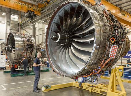 Bumpy Entry into Service for Latest Rolls-Royce Trent